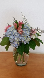 Hydrangea Vase from Yesterday's and Tomorrows in Warner Robins, GA
