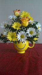Smile Mug from Yesterday's and Tomorrows in Warner Robins, GA